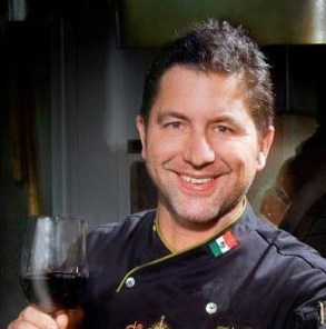 Chef/owner Miguel Angel Guerrero