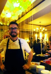 Exec Chef Alex Emery