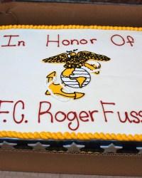 American Legion Riders PFC Felton Roger Fussell Office Dedication Ceremony 2016-11-06_RH