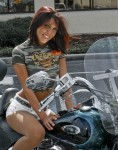 Born To Ride Biker Babe Gallery 41