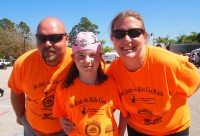 Sam Swope 6th Annual Charity Ride 3-9-14