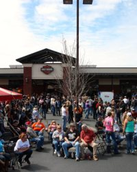 Southern Devil Harley-Davidson Grand Opening Party 2015-03