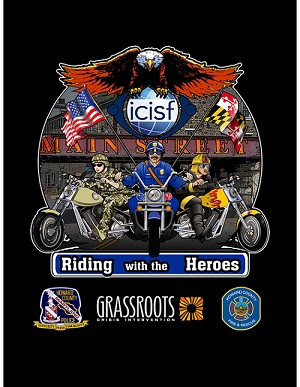 2nd Annual Riding With The Heroes