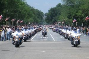 Rolling Thunder – 1st Amendment Demonstration Run