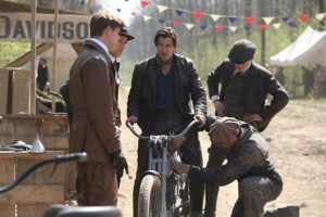 DISCOVERY ROARS OUT WITH NEW MINISERIES 'HARLEY AND THE DAVIDSONS'