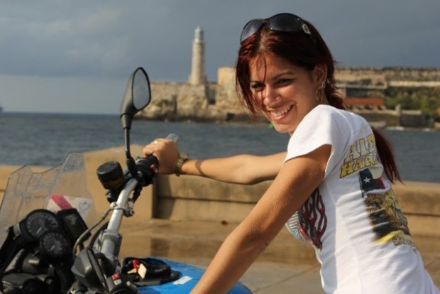 First Ever All-Women's Motorcycle Tour in Cuba