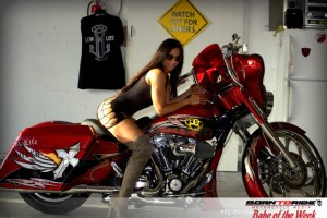 Born To Ride Babe of the Week – Kimberly