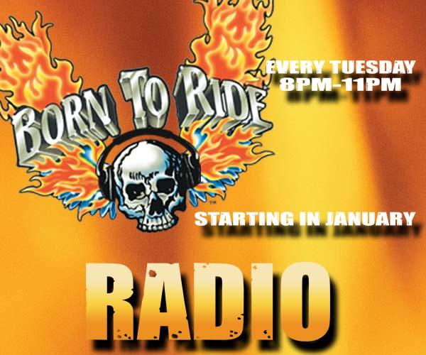 Born To Ride Radio