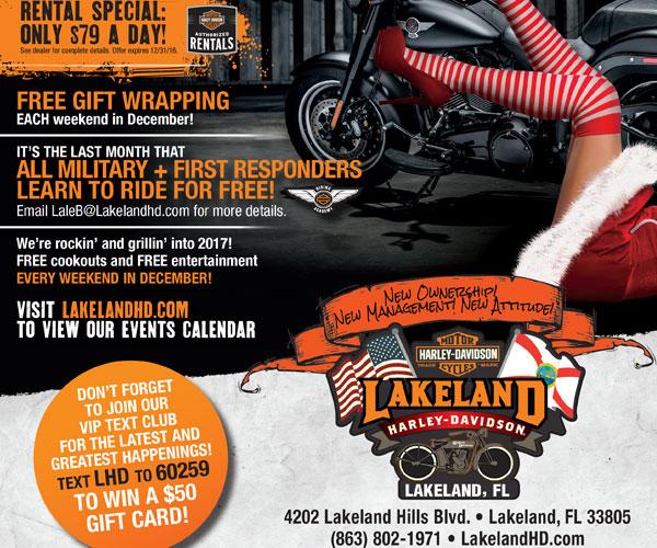 Lakeland H-D Rockin' and Grillin' Weekend