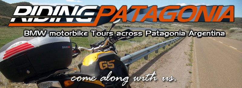 THE GREAT TOUR CHALLENGE: Crossing Patagonia on Motorcycle