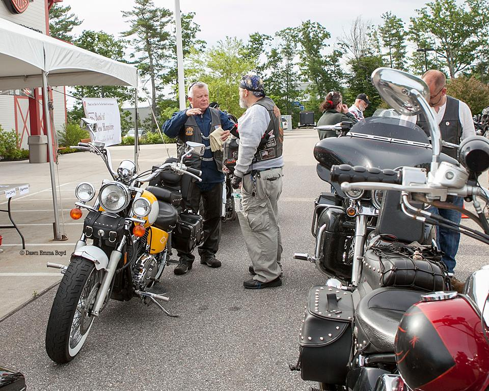 5th Annual Ride For The Red Shield
