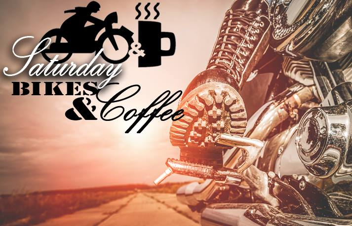 Saturday Bikes & Coffee_Helmets