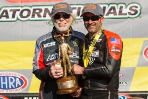 HARLEY-DAVIDSON DOMINATES NHRA PRO STOCK MOTORCYCLE OPENER IN GAINESVILLE