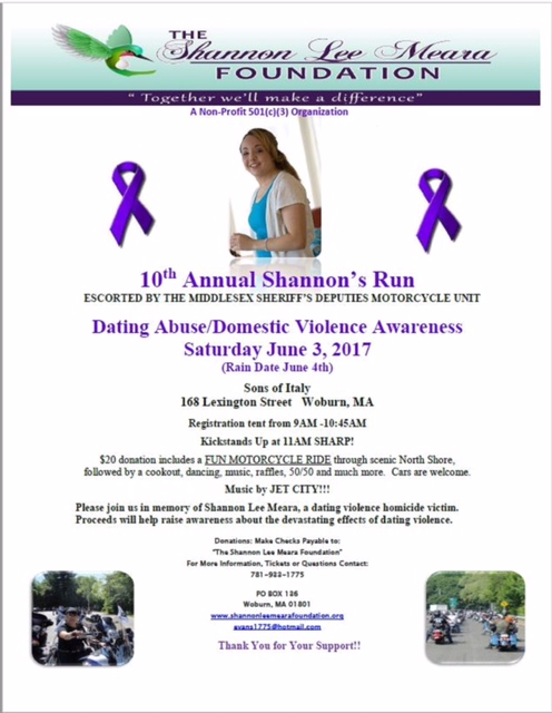 10th Annual Shannon's Run