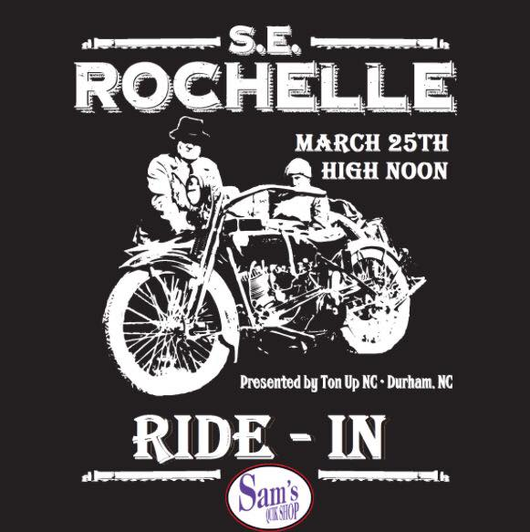 S.E. Rochelle Ride-in