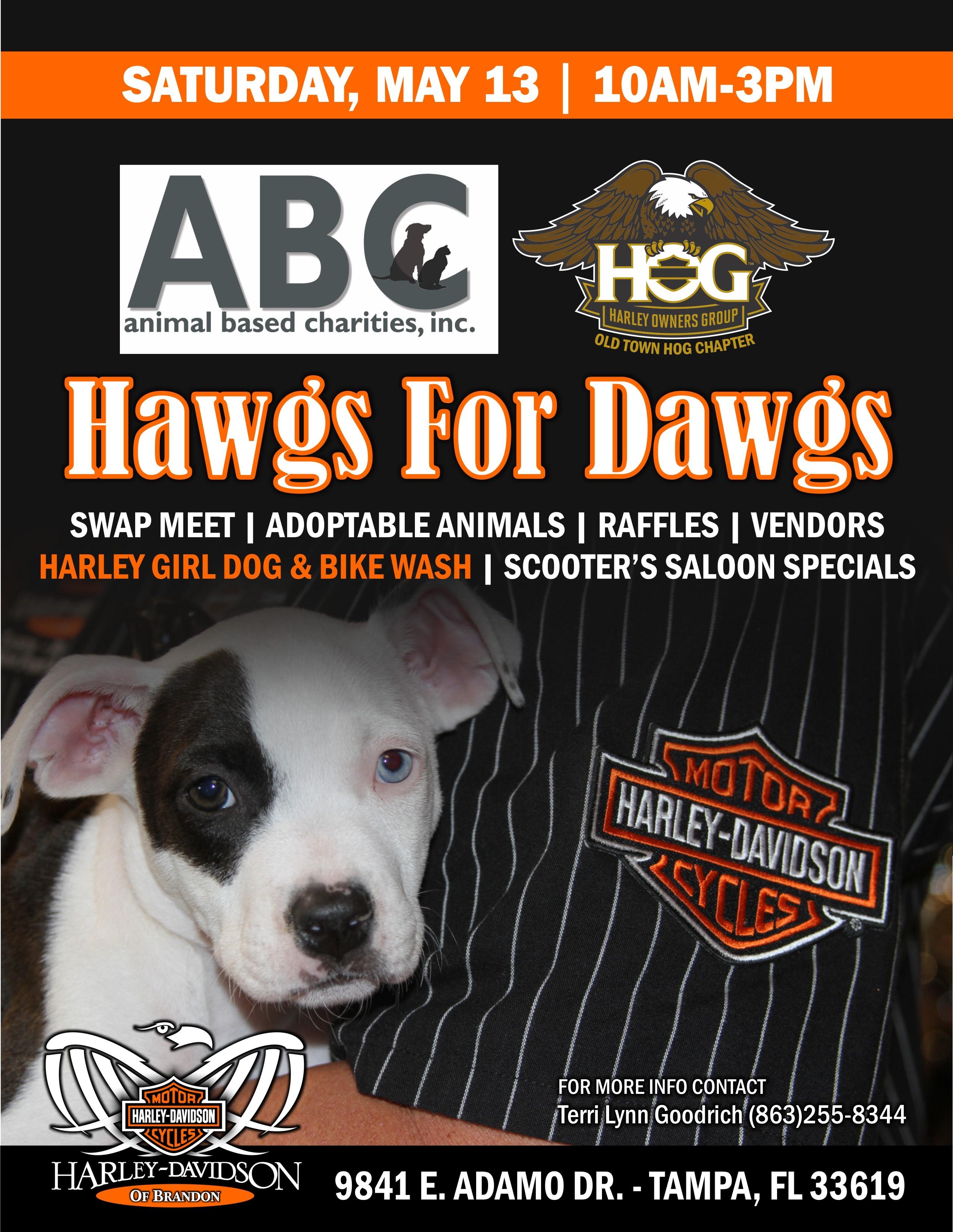 Hawgs for Dawgs