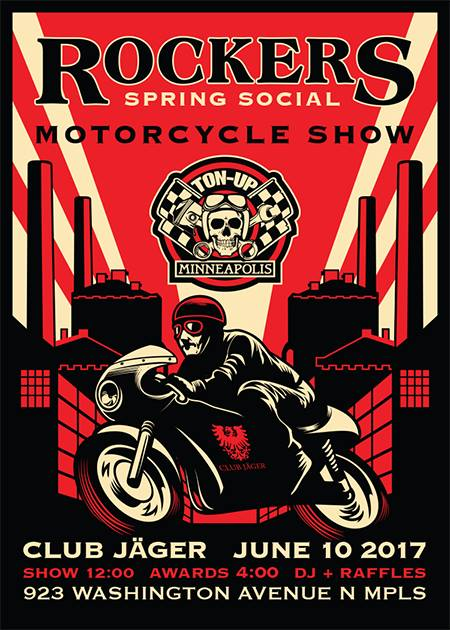 Rockers Spring Social 2017