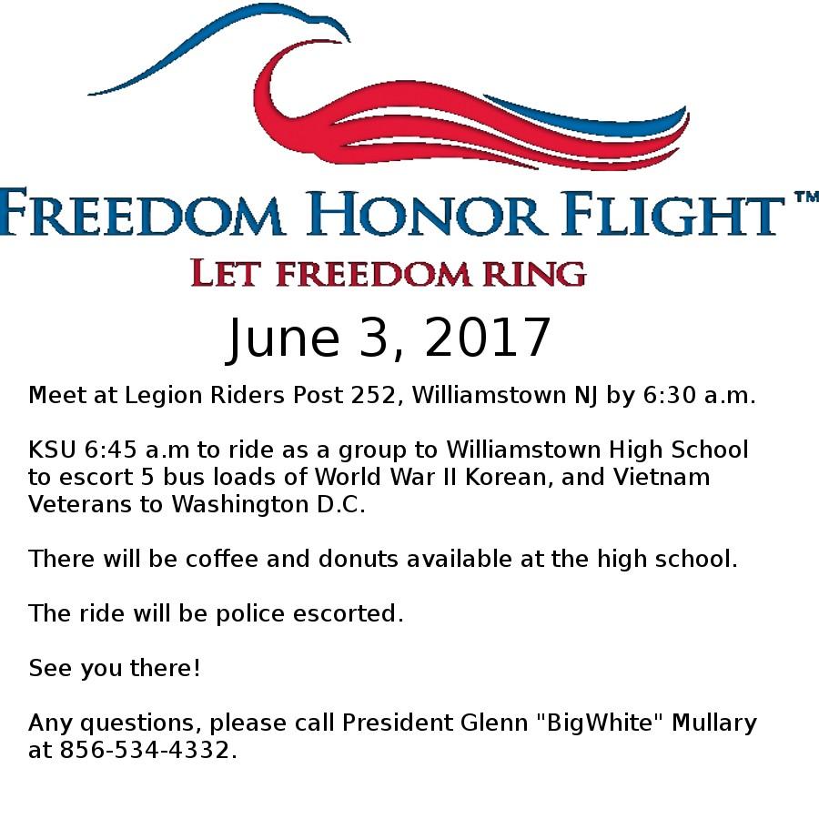 Freedom Honor Flight