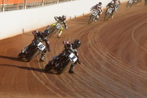 American Flat Track heads west for the Law Tigers Arizona Mile presented by Indian Motorcycle