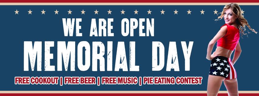 Memorial Day Fest!