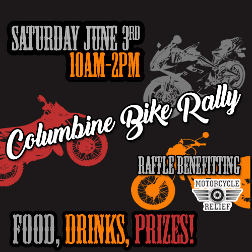 Columbine Bike Rally!