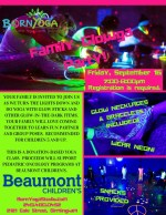 Family Glowga Party-Beaumont