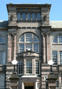 BHS Entrance