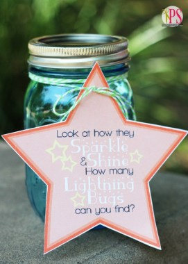 I love the cute tag idea!  Click the photo for her tutorial.