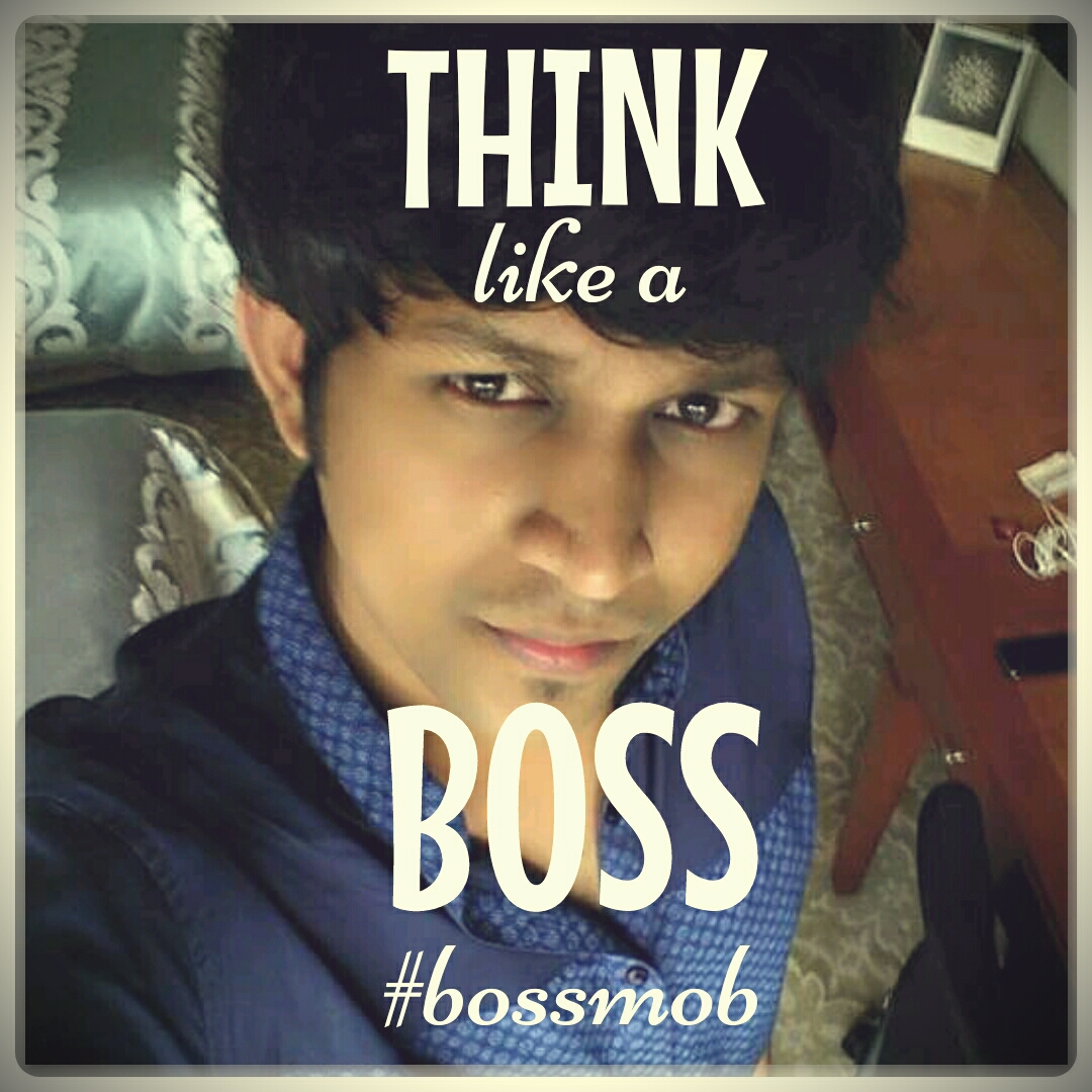 How to think (and work) Like A Boss!