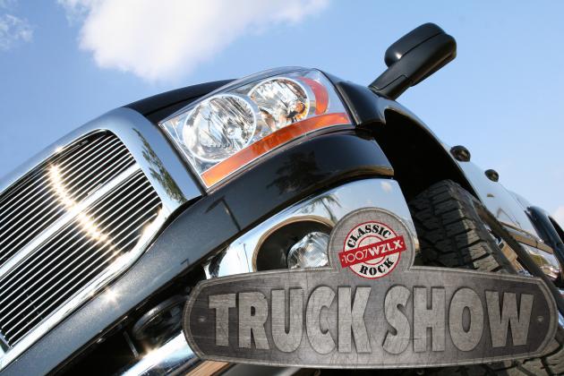 WZLX Truck Show
