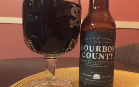 Taking another visit to Bourbon County…