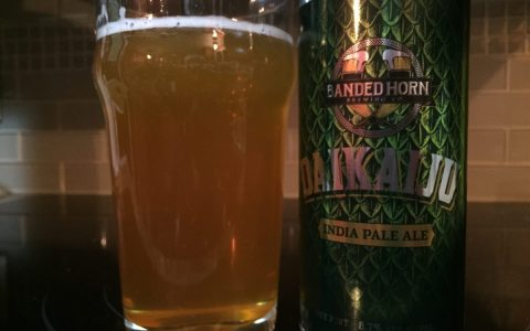 This is a monster IPA…