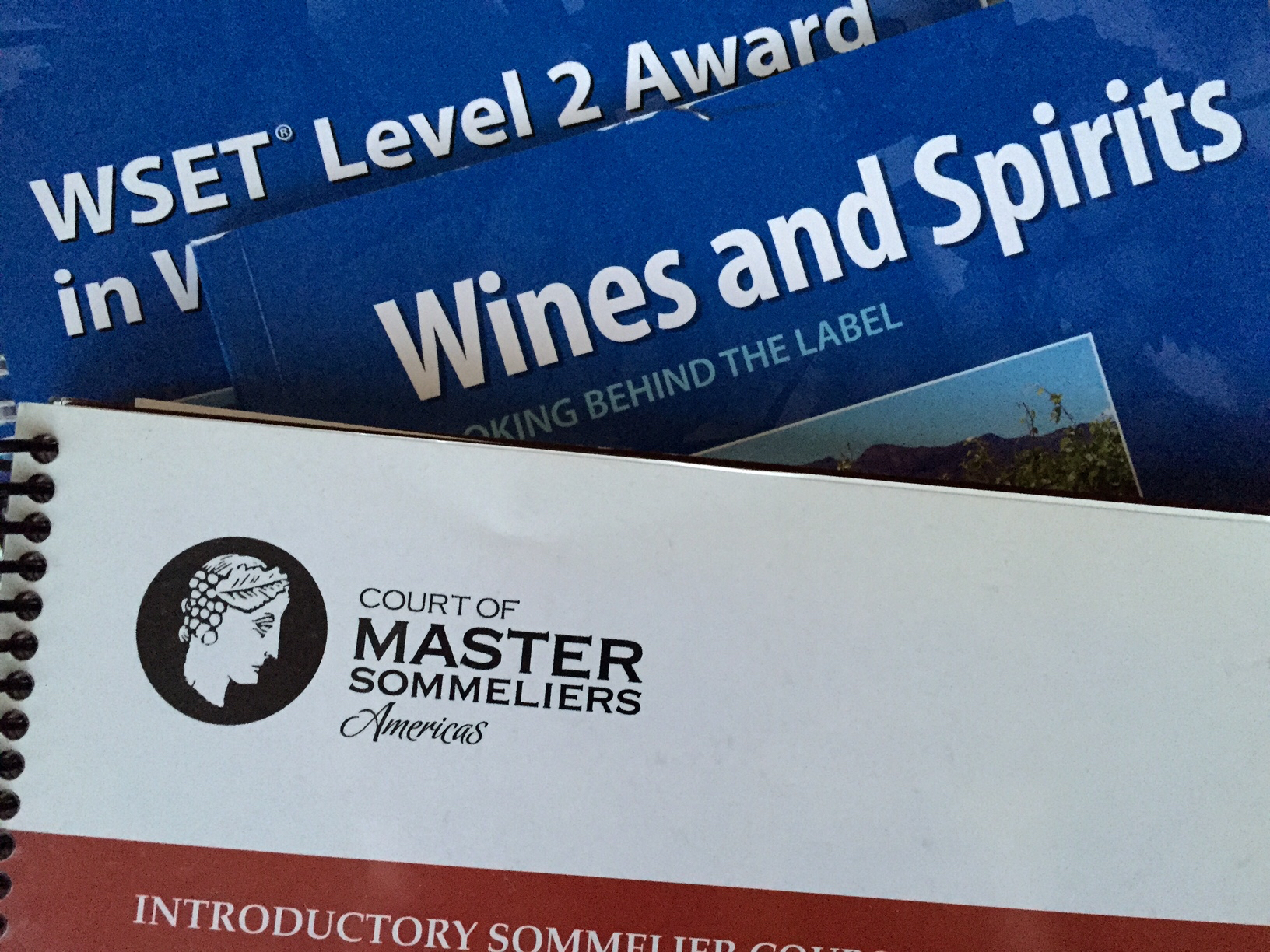 WSET.CMS.CSW.CWE. A Look Behind (some) Wine Certifications