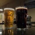 Arvada Ralston Golden Ale and Coal Car Cascadian IPA