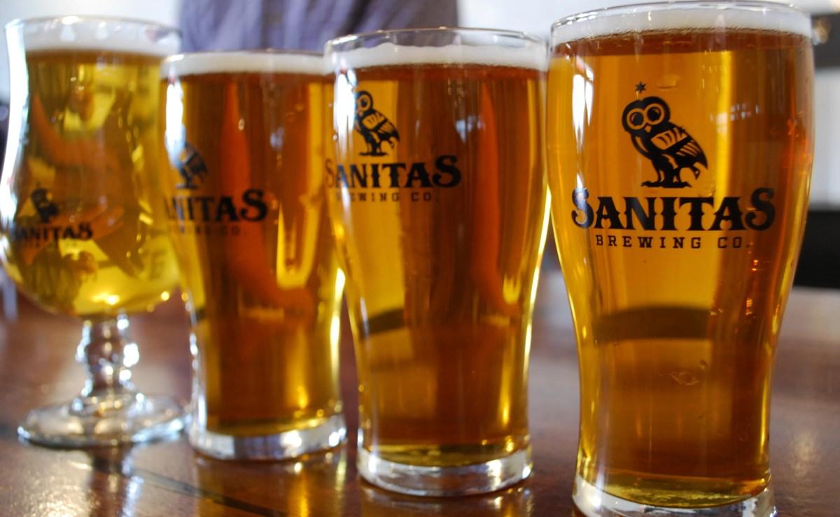 Springtime Boulder Brewery Crawl