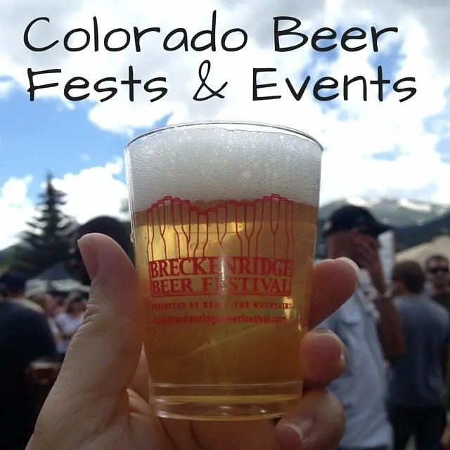 Beer Fests & Events