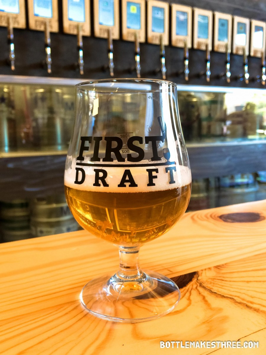 First Draft: Denver's First Self-Service Taphouse