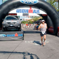 Ironman Double Inflatable Race Arch