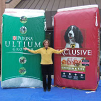 Purina Inflatables