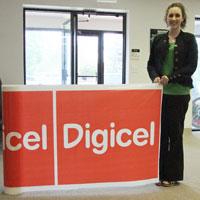 Digicel Roll A Banner