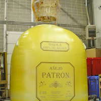 Patron Inflatable Bottle