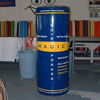 Magic Can Sealed Inflatable