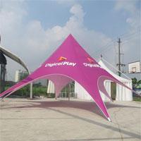 Digicel Play Star Tent