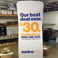 Metro PCS Banner