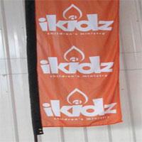 iKidz Children Ministry Banner