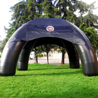 Experience Six 4 Leg 20ft Dome Tent