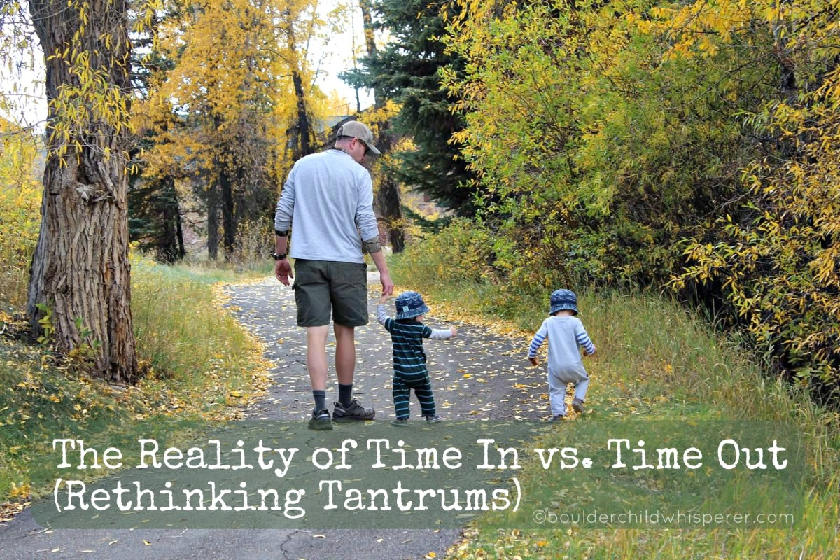 The Reality of Time In vs. Time Out