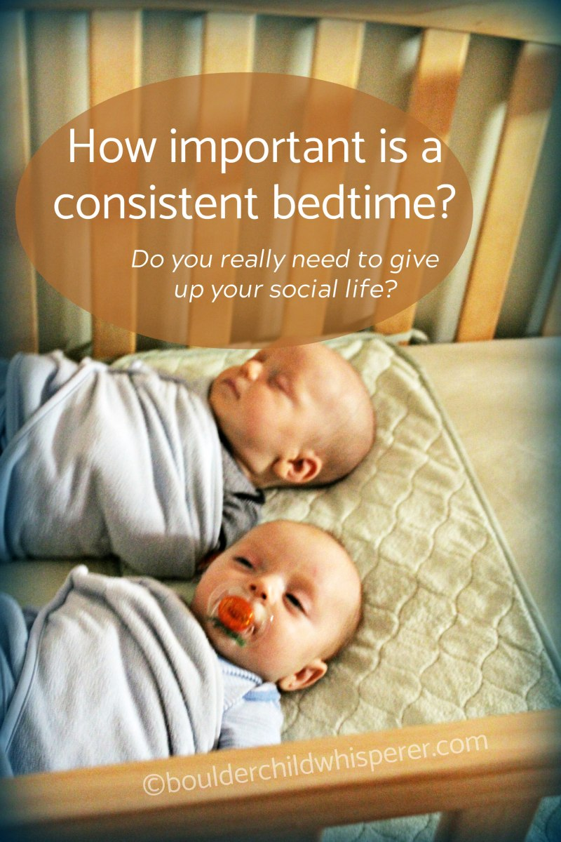 How Important is a Consistent Bedtime?