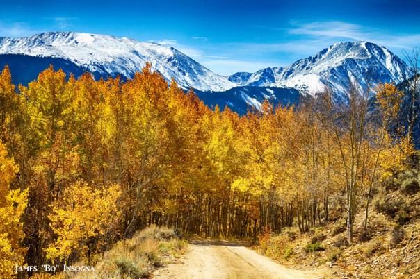 Rocky Mountain Autumn Cruisin
