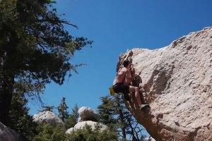 A good intro to Horse Flats Bouldering in So Cal